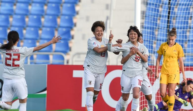 Persaingan Jepang dan Australia di Ranah Sepakbola Perempuan Asia