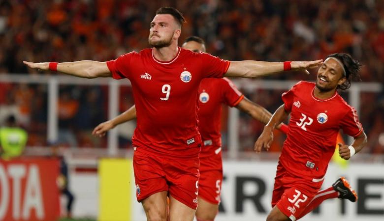 Persija Makin Dekat ke Babak Lanjutan Piala AFC