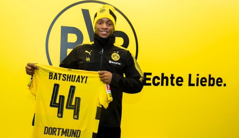 Arsenal Bantu Batshuayi ke Dortmund