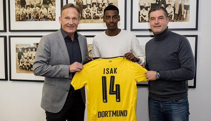 Dortmund Dapatkan Pemain Muda Potensial dari Swedia