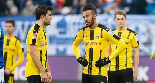 Score Imbang 1 - 1 Tahan Dortmund Ke Babak Selanjutnya