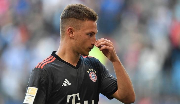 Posisi Bek Kanan Membuat Joshua Kimmich Semakin Diandalkan Bayern dan Jerman