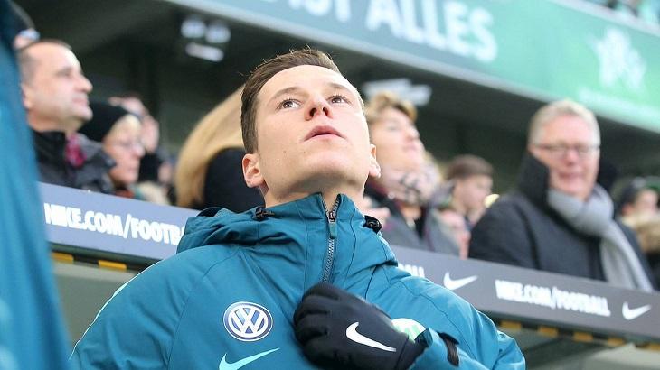 Draxler Ingin Tinggalkan Wolfsburg, Bersiaplah Para Klub Besar