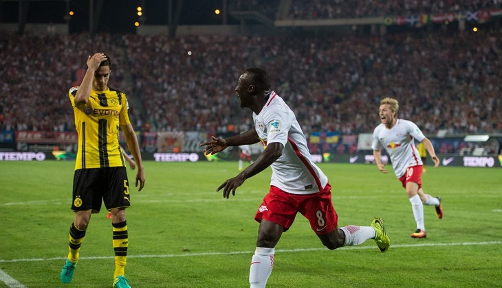 Naby Keita Hadirkan Luka Bagi Suporter Dortmund