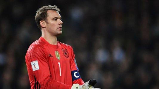 Jerman Bersiap Tanpa Neuer di Piala Dunia 2018