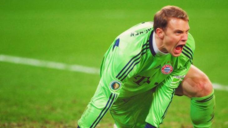 Ketika Manuel Neuer Mulai Bosan