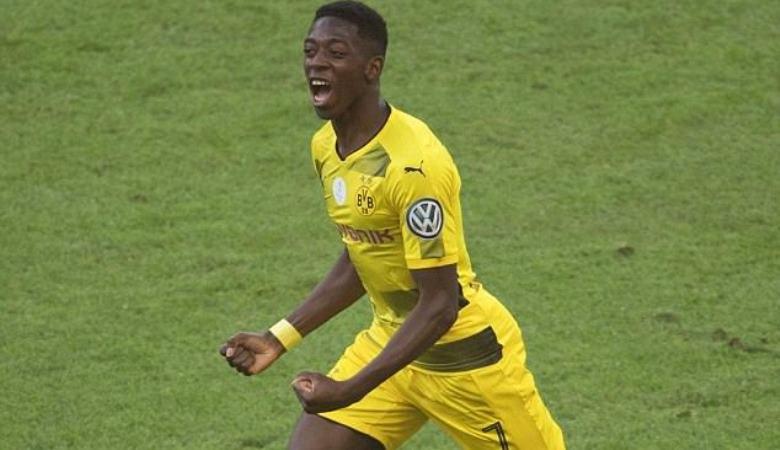 Misteri Keberadaan Ousmane Dembele