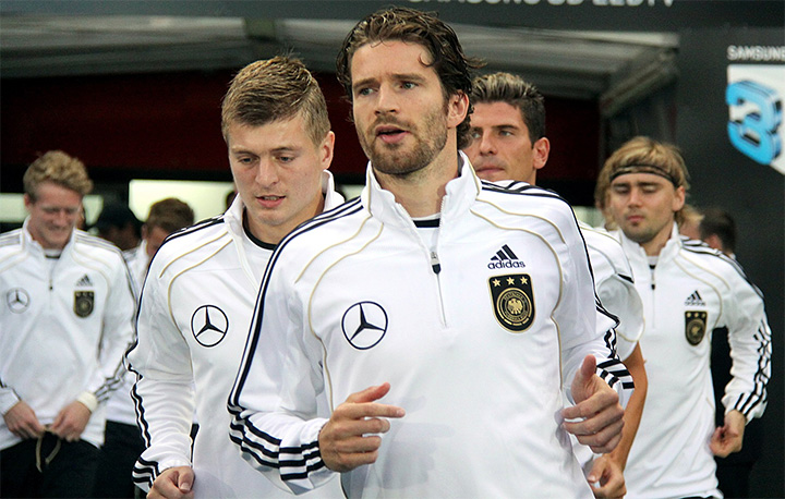 Sepakbola Berkarakter, Sepakbolanya Orang Jerman