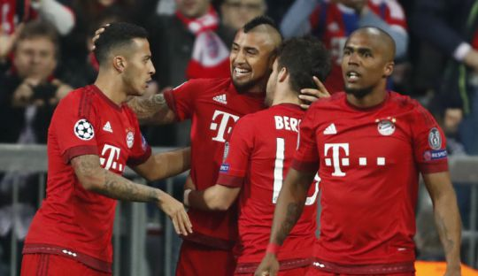Perubahan Logo Bayern Munchen yang (Hampir) Tak Ada Bedanya