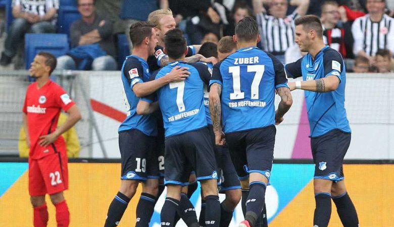 Hoffenheim Cetak Sejarah ke Liga Champions Berkat Nagelsmann