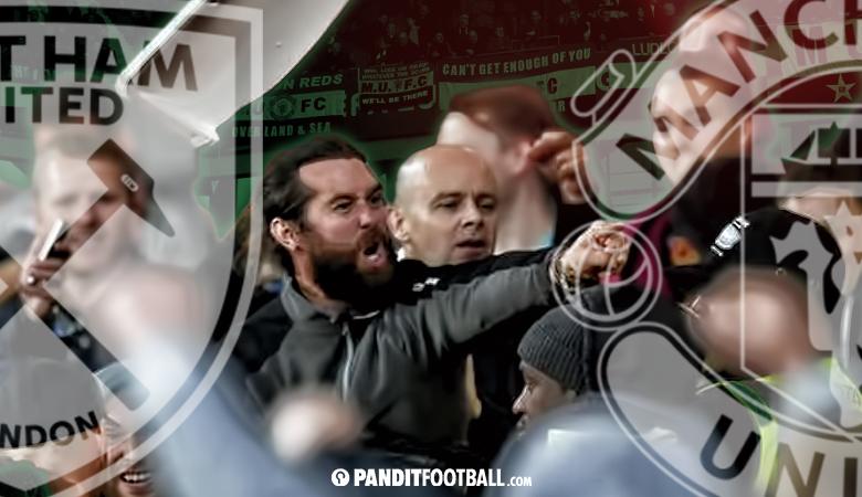 Hooliganisme dalam Rivalitas West Ham vs Manchester United