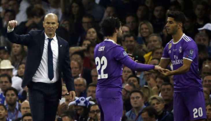 Perubahan Kecil yang Membuat Real Madrid Menguasai Babak Kedua