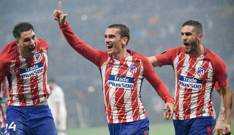 Atletico Lebih Fasih Merebut Bola untuk Mencetak Gol