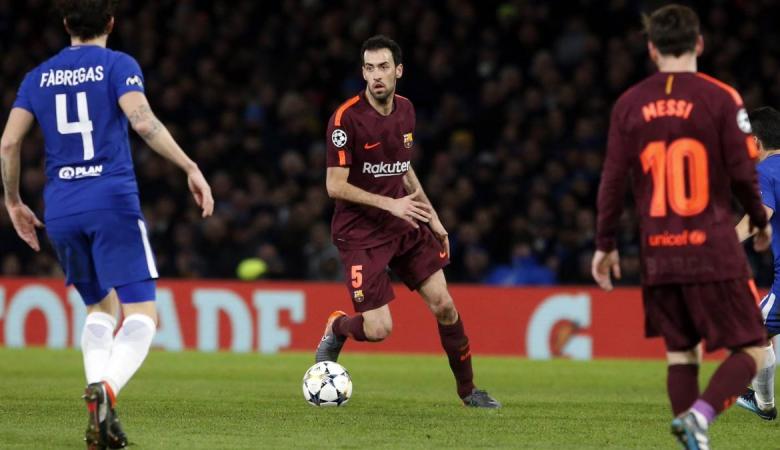 Live Streaming Barcelona vs Chelsea 16 Besar Liga Champions