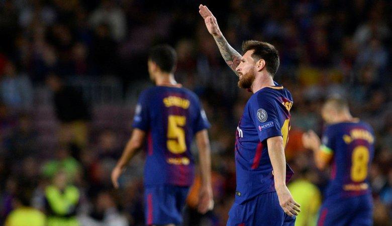 Kegegabahan Allegri Buat Juventus Takluk 3-0 dari Barcelona