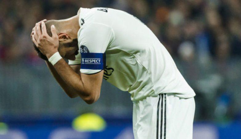 Lini Depan Tumpul, Real Madrid Ditumbangkan CSKA