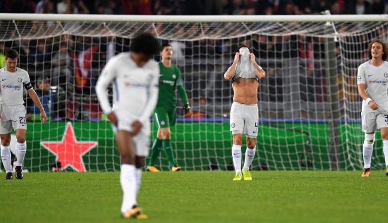 Kehilangan Kante Begitu Terasa Saat Chelsea Dihancurkan Roma