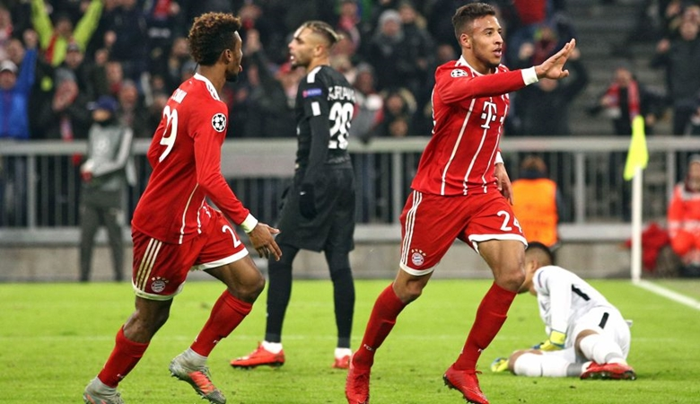 Bintang-bintang Prancis Kunci Kemenangan Bayern atas PSG