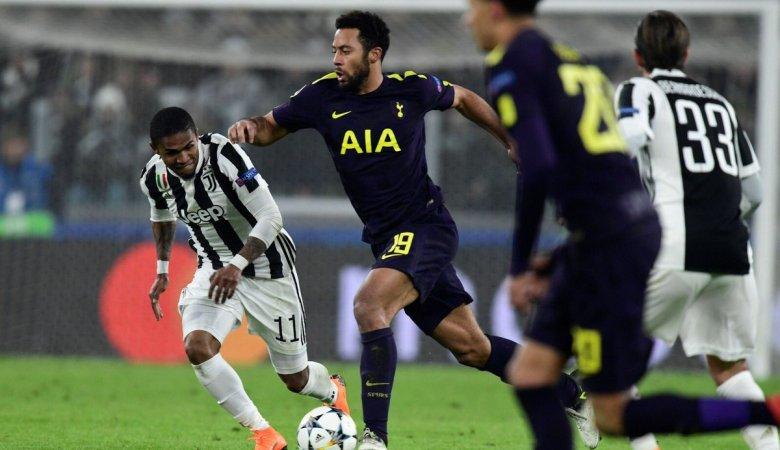 Juventus Kalah di Lini Tengah