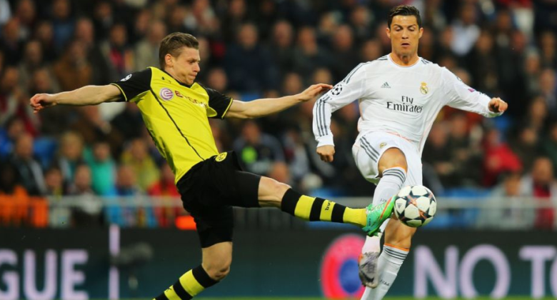 Keangkeran Signal Iduna Park Bagi Real Madrid