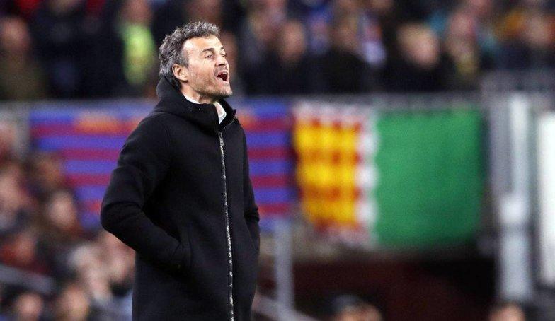 Ingin Balas Kekalahan 3-0 dari Juventus, Luis Enrique Siapkan Delapan Penyerang