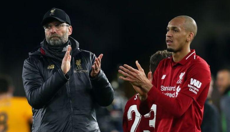 Fabinho Cedera, Liverpool dalam Bahaya