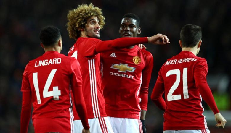 Mourinho: Fellaini Selalu Memberikan Segalanya Pada Saya dan Klub
