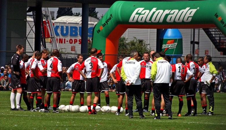 Mengingat Feyenoord Rotterdam Sebagai Awal Konflik Robin van Persie