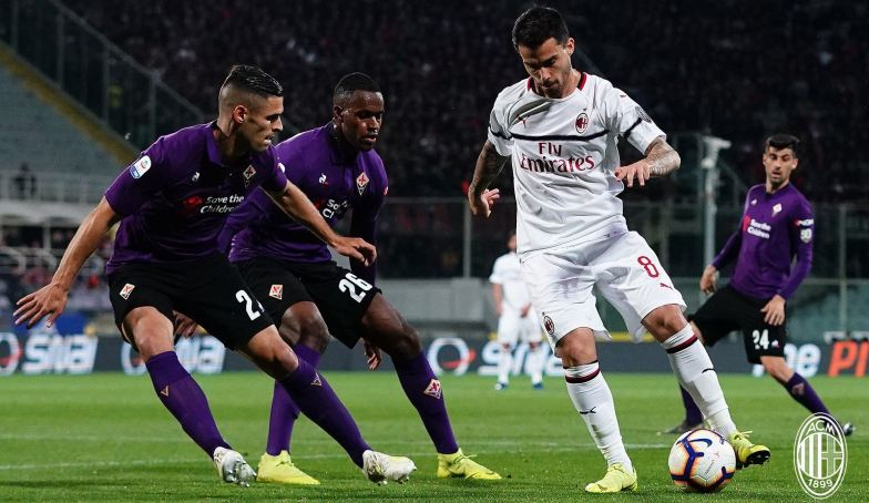 Melihat Kans Fiorentina Degradasi dan Duo Milan Kembali ke Liga Champions