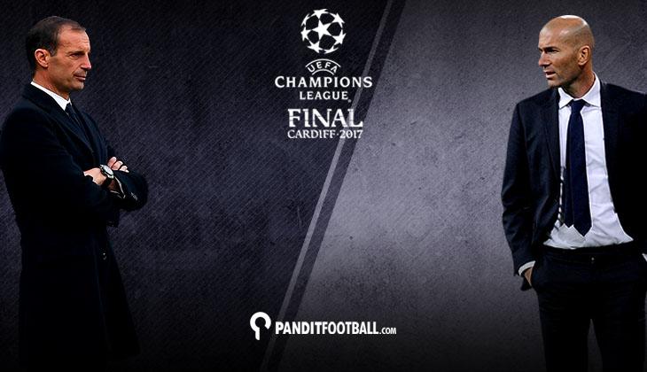 Prediksi Final UCL: Juventus vs Real Madrid