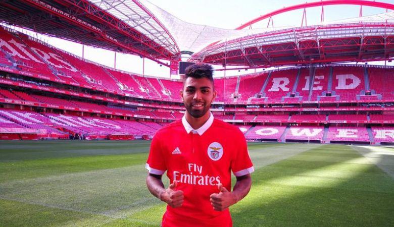 Belum Cetak Gol, Gabriel Barbosa Justru Berkelahi di Benfica
