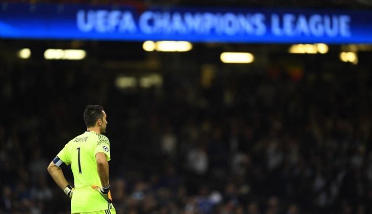 Kekalahan, Empat Gol, dan Tatapan Kosong Buffon