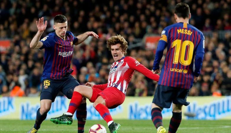 Barcelona Cari Tandem Messi-Suarez?