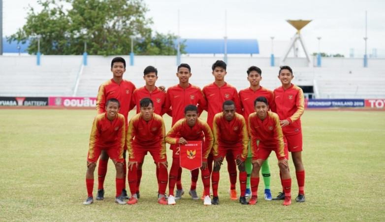 Link Live Streaming Gratis Indonesia U-16 vs Kep. Mariana Utara