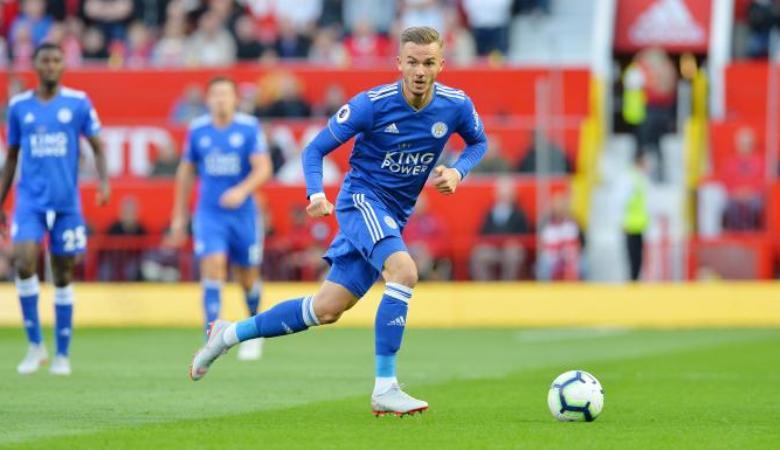 Pemain Paling Berbahaya Leicester City: James Maddison