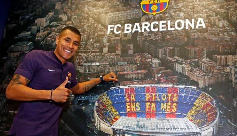 Barcelona Resmi Datangkan Jeison Murillo dari Valencia