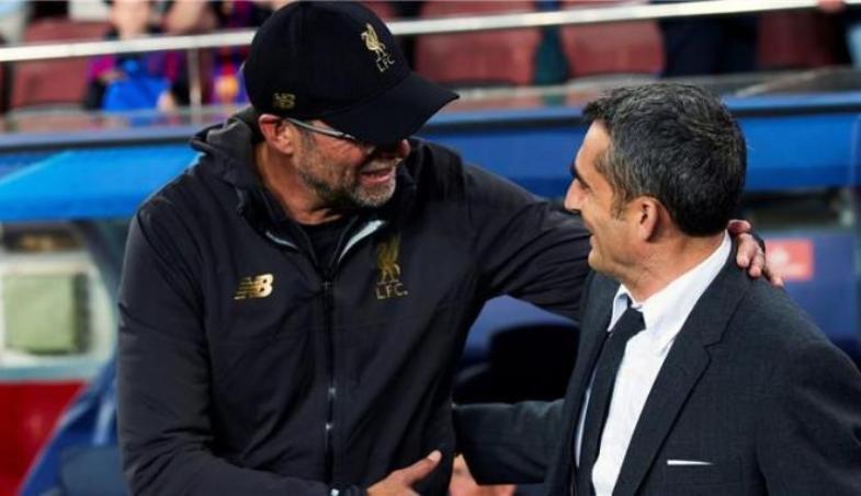 Klopp: Semua Strategi Valverde Tepat, Semua Strategiku Keliru