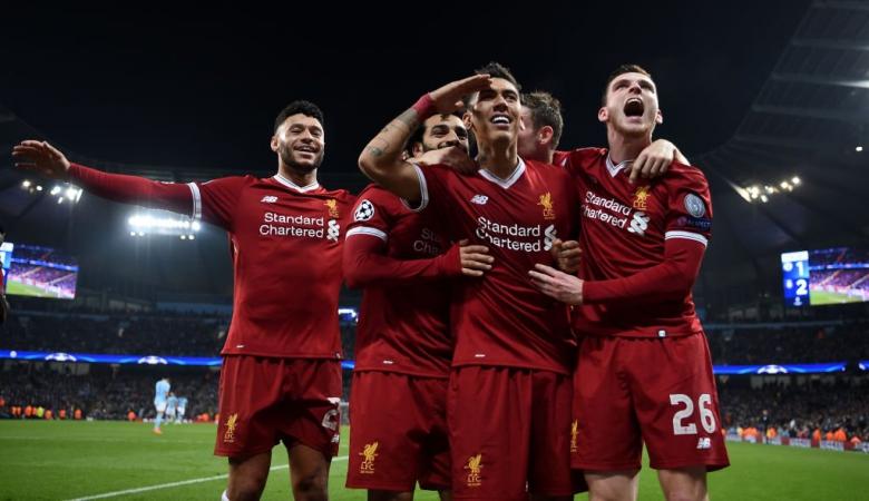 Efektivitas Serangan Balik Liverpool Bungkam Man City