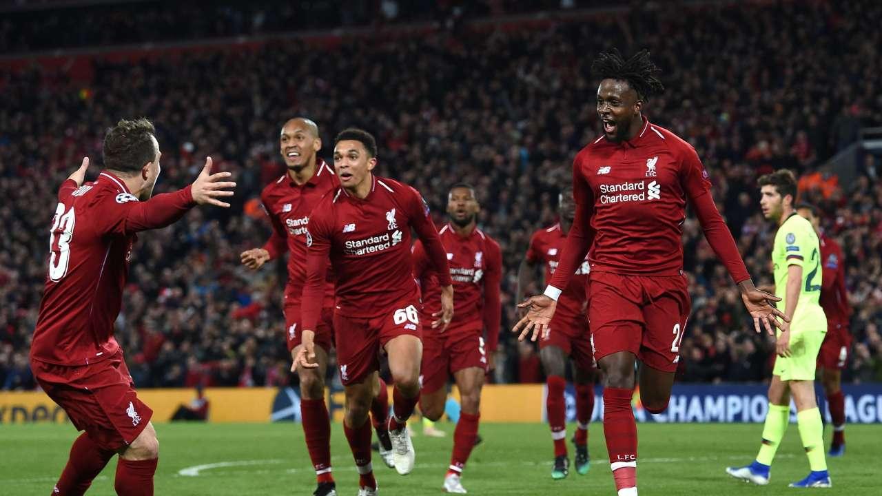 Perbedaan Liverpool di Camp Nou dan Liverpool di Anfield
