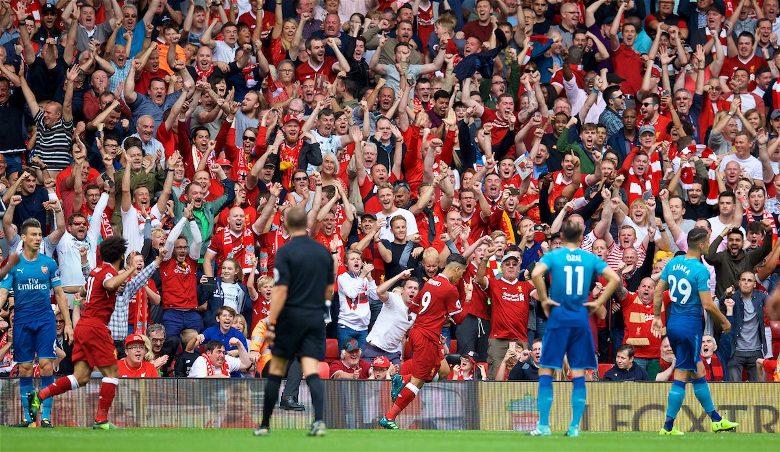 Arsenal Sulit Menang di Anfield