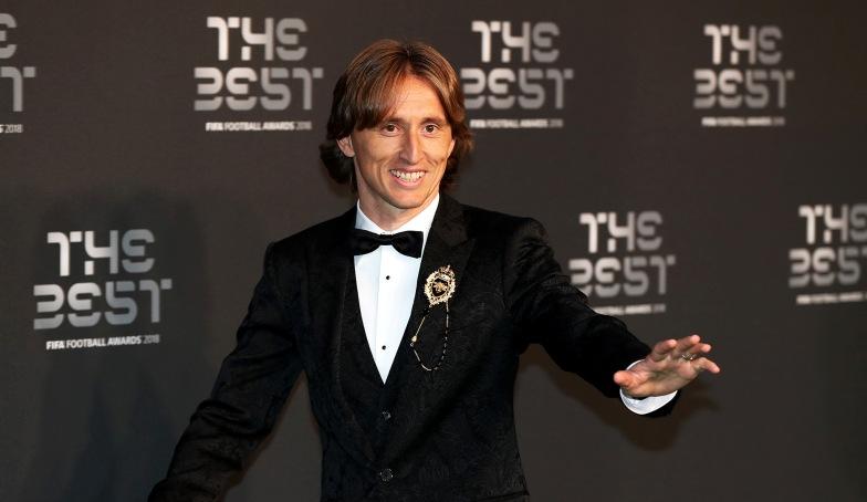 Kelayakan Luka Modric Sebagai Pemain Terbaik Dunia