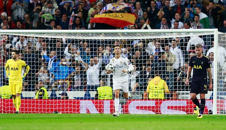 Ketika Spurs Memberi Perlawanan di Kandang Real Madrid
