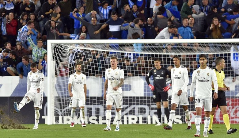 Real Madrid Bukan Semata-mata Kehilangan Ronaldo