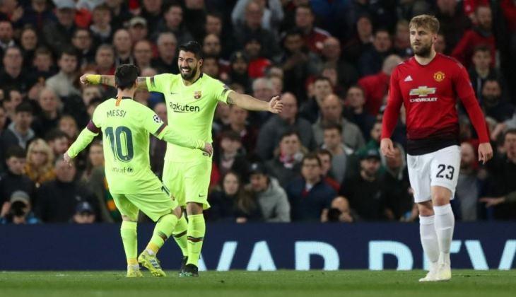 Kenapa Man United Tetap Kalah Meski Berhasil Mengurung Barcelona?