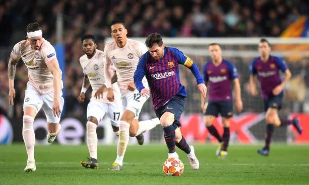 Kunjungan Berharga Man United ke Camp Nou