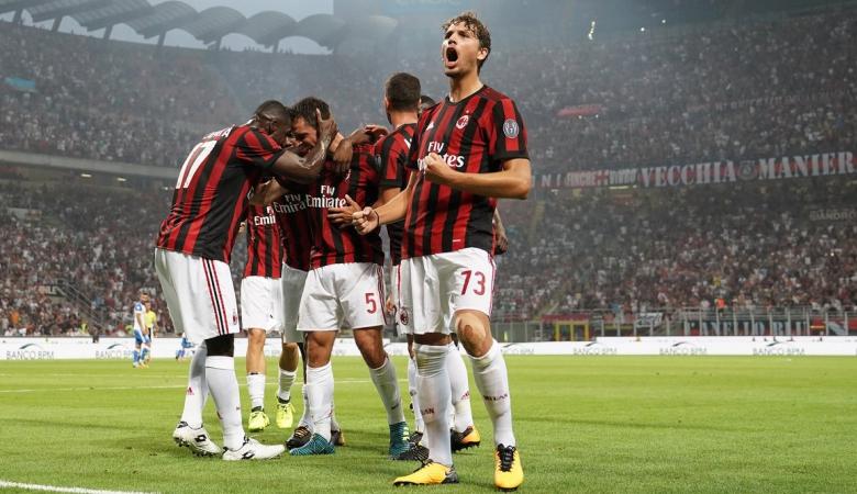 Cutrone Cetak Gol Resmi Pertamanya Saat Milan Singkirkan Craiova