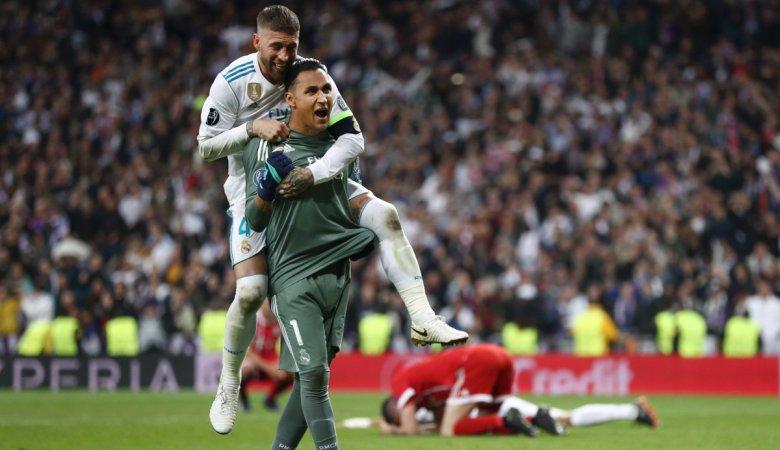 Kegemilangan Navas Lengkapi Keberuntungan Real Madrid