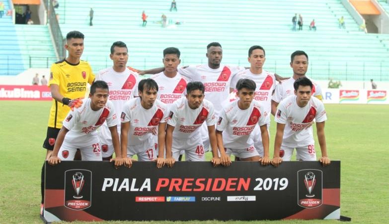 PSM Konsisten Tidak Incar Juara di Piala Presiden