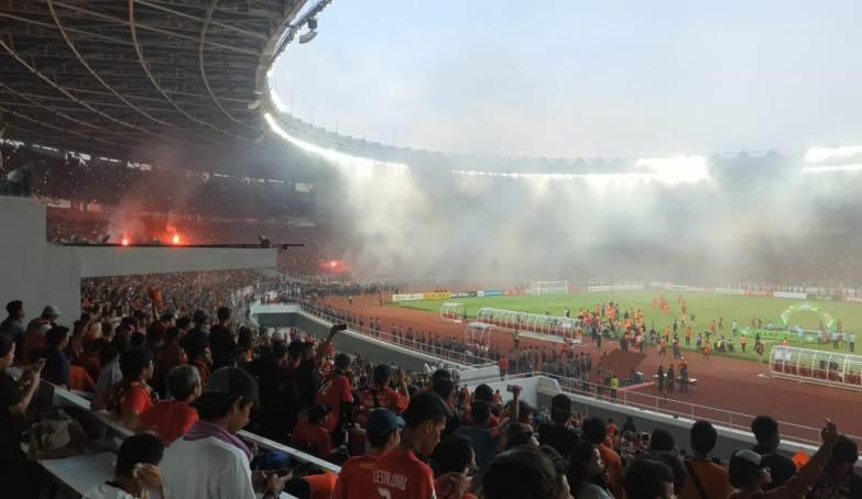 Persija Jakarta Juarai Liga 1 2018