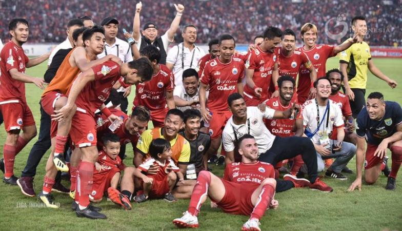 Live Streaming Persija vs Mitra Kukar